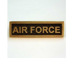 Air Force Insignia Plaque