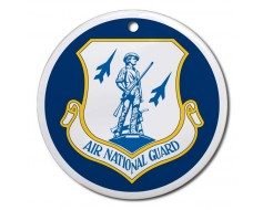 Christmas Ornament Air National Guard