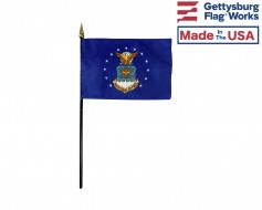 Air Force Stick Flag