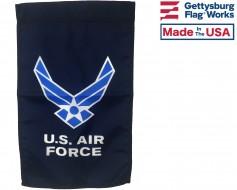 Air Force Wings Garden Banner