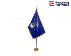 Air Force Indoor Flag Set
