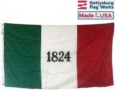 Alamo 1824 Flag - 3x5'