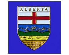 Alberta Lapel Pin (Shield)