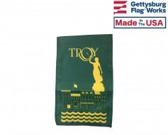 City of Troy Garden Flag