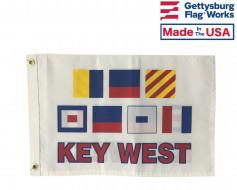 Key West Signal Flag