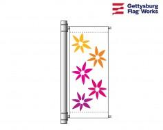 Aluminum Avenue Banner Hardware Set -  Single