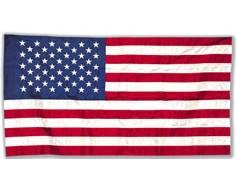 American Flag Banner, Nylon