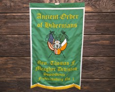 AOH Banners and Sashes