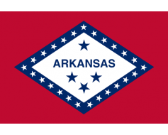 Arkansas Flag - Outdoor