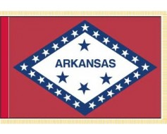 Arkansas Flag - Indoor