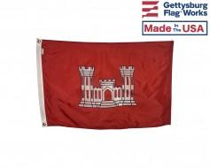 U.S. Army Engineer Flag - Choose Options