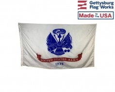 US Army Flag - Official Seal