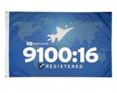 AS 9100:16 Flag