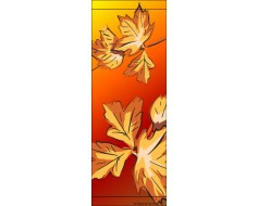 Autumn Leaves Avenue Banner