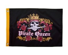 Pirate Queen Flag - 3x5'