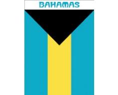 Bahamas Garden Flag