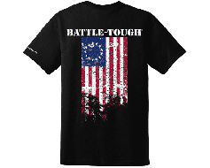 Battle-Tough Betsy Ross T-Shirt