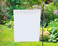 Blank Nylon Garden Flag