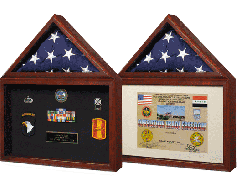"Memorial Case ""Capitol"", Certificate Holder"