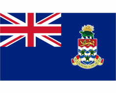 Cayman Islands Blue Flag - 3x5'
