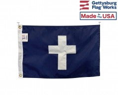Chaplain Boat Flag - 12x18""