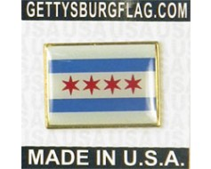 Chicago Lapel Pin