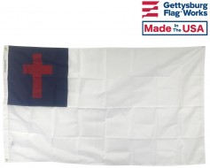 Christian Flag – Outdoor