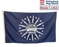 City of Buffalo NY Flag