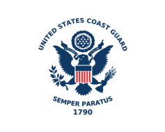 US Coast Guard Flag - Official Seal