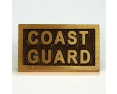 Coast Guard Insignia Plaque