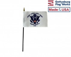 Coast Guard Stick Flag