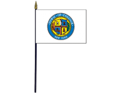 Colonie Town Stick Flag