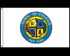 Colonie Town Flag