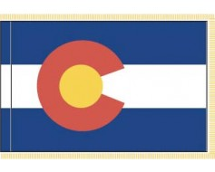 Colorado Flag - Indoor