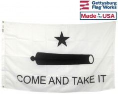 Come & Take It Gonzales Flag -Choose Options