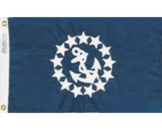 Commodore Flag - 12x18""
