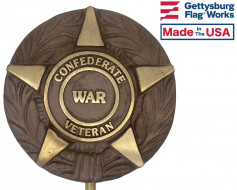 Confederate Veteran Grave Marker - Choose Options