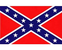 Confederate Battle Flag - 3x5'