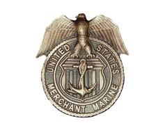 Merchant Marine Bronze Grave Marker (Premium)