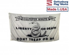 Culpeper Flag - Choose Options