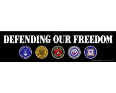 Defending Our Freedom Magnet