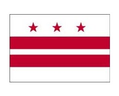 District Of Columbia Sticker