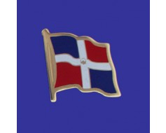 Dominican Republic (Seal Design) Lapel Pin