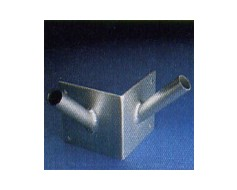 Double Corner Flagpole Bracket