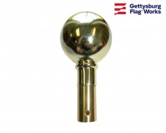 Round Ball Finial - Choose Options