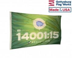ISO 14001:15 Environmental Flag