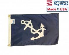 Port Captain Officer Boat Flag