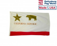California Republic Historical Flag (The Bear Flag)