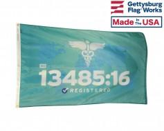 ISO 13485:2016 Flag