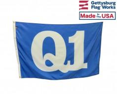 Q1 Blue Flag